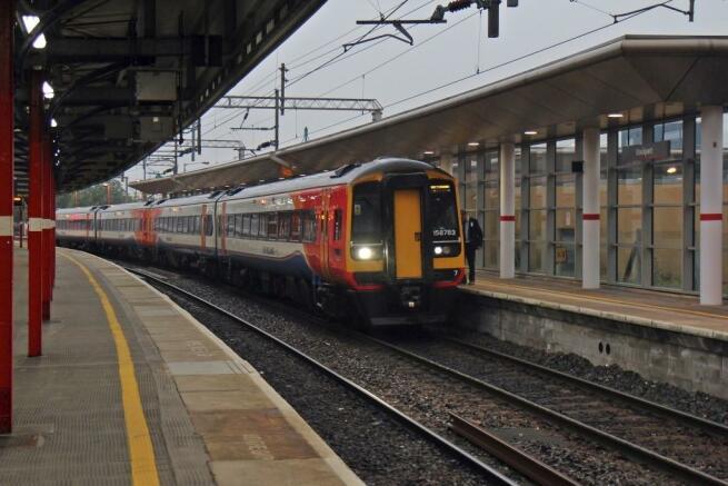 NearSTP Train STN