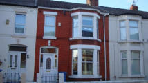 3 bedroom Terraced property to rent in Russell Road, Liverpool...