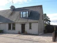 2 bed semi detached property for sale in 4 County Houses Birnie...