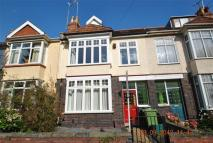 4 bed Terraced house in Cranbrook Road, Redland...
