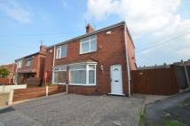 2 bed semi detached home for sale in Queens Gardens, Wombwell