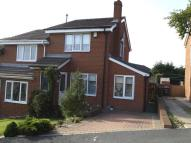 2 bedroom semi detached house for sale in Bentham Way, Mapplewell