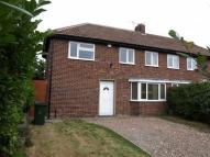 3 bedroom semi detached house in 72 Queens Drive...