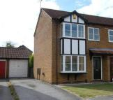 3 bedroom semi detached house in Cotton Smith Way, Lincoln