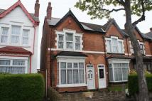 1 bedroom Terraced house to rent in Kings Road, Erdington...