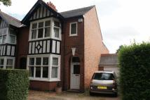 5 bed semi detached home in Victoria Park Road...