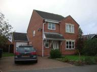 4 bedroom Detached house in Woodlands Road, Overseal...