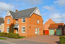 4 bed Detached property to rent in Tilia Way, Bourne, PE10