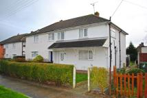 3 bedroom semi detached house in Dovecote Estate...