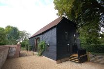 Barn Conversion in Great Hormead
