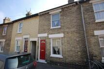 Terraced house in Great Eastern Street...
