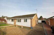 Semi-Detached Bungalow to rent in Craven Close, Cambridge