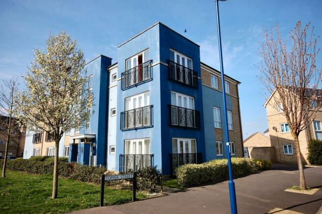 2 Bedroom Apartment To Rent In Topper Street Cambridge Cb4
