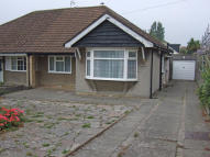 Semi-Detached Bungalow for sale in Westbourne Road, Penarth...