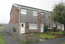 3 bedroom Terraced house in Middleham Close, Ouston...