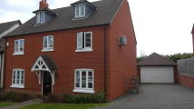 Detached property for sale in Long Close, Anstey, LE7