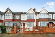 Terraced house in Burntwood Lane...