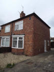 semi detached home in Geneva Road, Darlington...