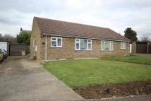 Camping Close Semi-Detached Bungalow for sale