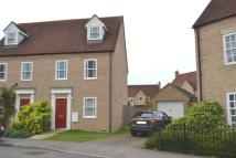 Town House to rent in Tennyson Place, Ely