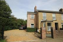 semi detached property for sale in Fordham Road, Soham