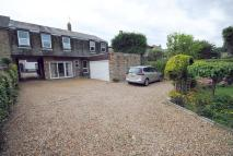 Detached house in Egremont Street, Ely