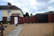 semi detached home in Orchard Row, Soham