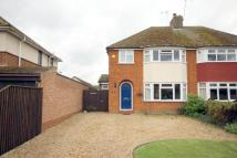 semi detached property in Orchard Estate, Ely