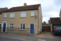 2 bedroom semi detached home to rent in Columbine Road, Ely