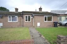 2 bed Terraced Bungalow to rent in Cambridge Road, Ely