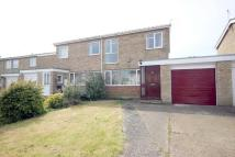 3 bed semi detached property in Meadow Court, Littleport
