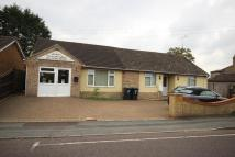 Detached Bungalow for sale in Wisbech Road, Littleport