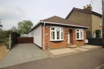 Detached Bungalow in Fieldside, Ely