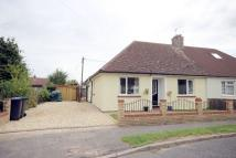 Semi-Detached Bungalow in Centre Road, Soham