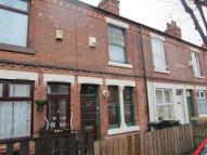 Terraced home in Carnarvon Street...