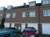 Terraced house for sale in Saxton Court, Arnold...