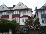 semi detached property in Regents Park Road...