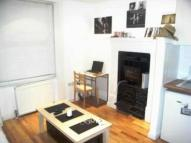 Studio flat in Chamberlayne Road...