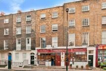 Studio flat in Leigh Street, London...