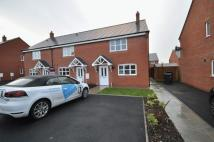 3 bed new house in Cavendish Drive...