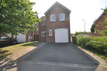 Detached home for sale in Marlow Drive, Branston...