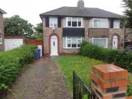 3 bed semi detached house in Barford Road...