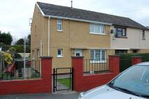 3 bedroom semi detached house in Heol Edward Lewis...