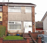 semi detached house in Westwood Drive...
