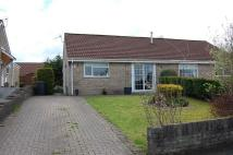 Semi-Detached Bungalow for sale in Ty Llwyd Parc Estate...