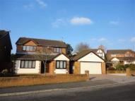 Detached property in Manor Chase, Undy...