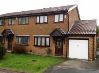 semi detached property in Barnacre Close, Fulwood