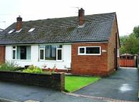 2 bedroom Semi-Detached Bungalow in Menai Drive, Preston