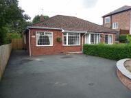 Semi-Detached Bungalow in Cromwell Road, Preston