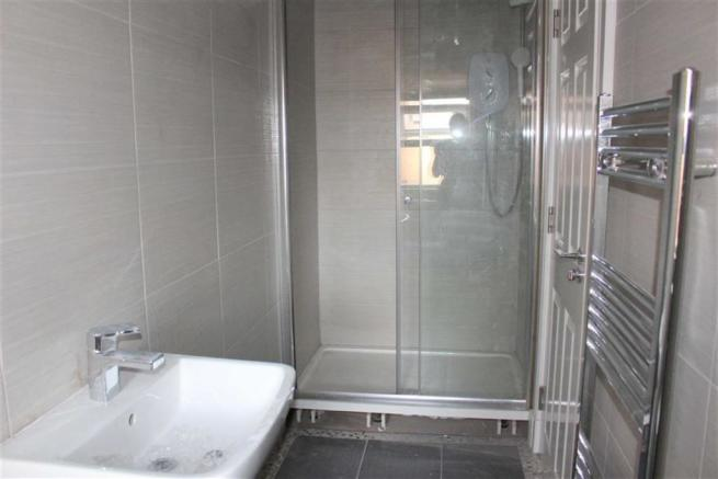 Second Floor Shower